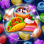 Food POP : puzzle World icon