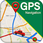GPS Navigation & Direction - Find Route, Map Guide icon