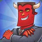 Idle Evil — Clicker & Simulator icon