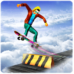 Impossible Skateboard Games icon