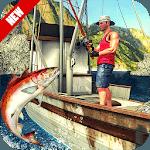 Fishing Ship Simulator 2019 : Fish Boat Game icon