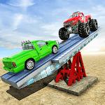 SeeSaw Ramp Car Balance Driving Challenge icon