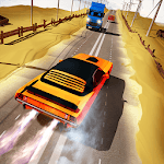 Extreme Highway Car Racing icon