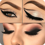 Eyes Makeup Tutorial Step By Step icon