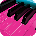 Real Pink Piano icon
