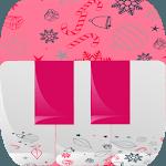 Pink Piano-Pink Keyboard icon