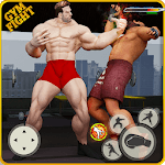 Virtual Gym Fighting: Real BodyBuilders Fight icon