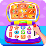 Kids Toy Computer - Kids Preschool Activities icon