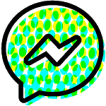 Messenger Kids – Safer Messaging and Video Chat icon