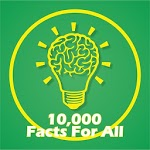 10000 Facts for all for pc logo