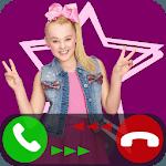 fake call from jojo siwa icon