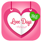 Love Forever - Love Days Counter for pc logo