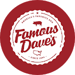Famous Dave's for pc logo