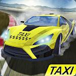 Taxi Driver : Crazy Demolition Taxi City Rush icon