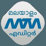 Malayalam Text & Image Editor icon