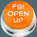 FBI Open UP! Button icon