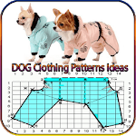 Dog Clothes Patterns Ideas icon