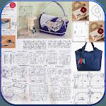 Pattern Ladies Handbags icon