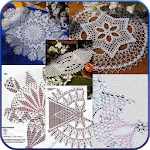 Tablecloth Crochet Patterns icon