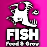 Fish : Feed To Become Grow for pc logo