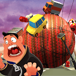 Destruction Big 3D Baller Games: Big Slime Baller icon
