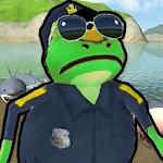 Amazing Simulator Frog Education icon