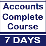 Accounts Course (Basic & Advance) - 7 Days for pc logo
