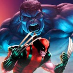 Immortal Superhero Gods Street Fight 3D icon