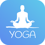 Yoga Workout by Sunsa. Yoga workout & fitness for pc logo