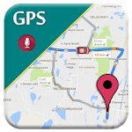 GPS Maps Navigation & Direction Route Finder Free icon