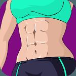 Flat Tummy Workout icon
