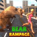 Wild Bear City Rampage: Animal Attack icon