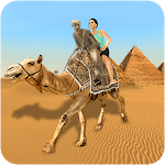 Camel Taxi: City & Desert Transport icon