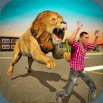 Lion Simulator – City Revenge icon