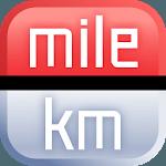 Km to Mile: Unit Converter and Calculator icon