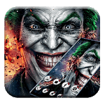 Joker Clown Launcher Theme Live HD Wallpapers icon