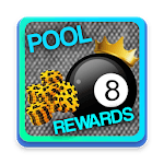 Free coins - Pool Instant Rewards lite for pc logo
