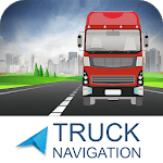 Free Truck Gps Navigation: Gps For Truckers icon