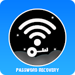 WiFi Key recovery-Password Finder & Wi-Fi analyser icon