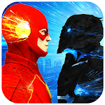 Flash Speedster hero- Superhero flash: Speed games icon