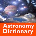 Astronomy Dictionary icon