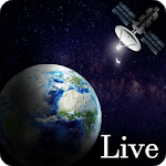 Earth OnLive - World Live View, GPS Map Navigation icon