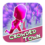 Crowded Town icon