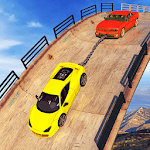 Mega Ramp Impossible - Chained Cars Jump icon