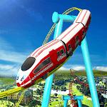 Roller Coaster Train Simulator 2018 icon