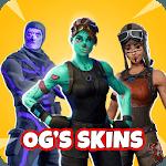 Battle Royale OG FREE Skins FBR 2019 icon