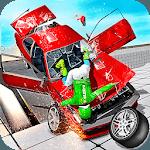 Derby Car Crash Stunts icon