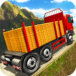 Uphill Gold Transporter Truck Drive icon