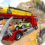 Vehicle Transporter Trailer Truck Game for pc logo