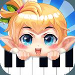 爱上钢琴 for pc logo